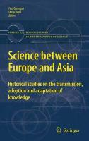 Science between Europe and Asia