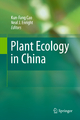 Plant Ecology in China - Kun-Fang Cao; Neal J. Enright