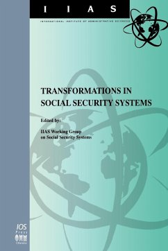 Transformations in Social Security Systems - Musik: International Institute Of Administrativ / Herausgeber: Iias