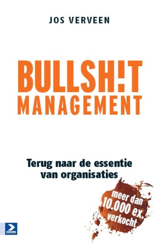 Bullshit management / druk 1