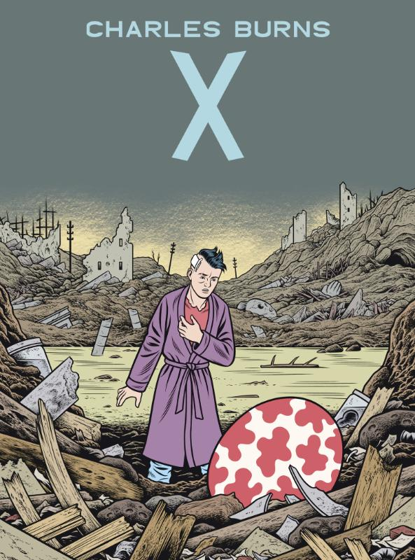 Xed Out - Charles Burns