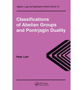 Classifications of Abelian Groups and Pontrjagin Duality - Peter Loth