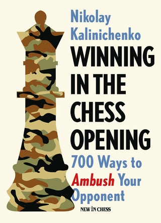Winning in the Chess Opening - Nikolai Kalinichenko