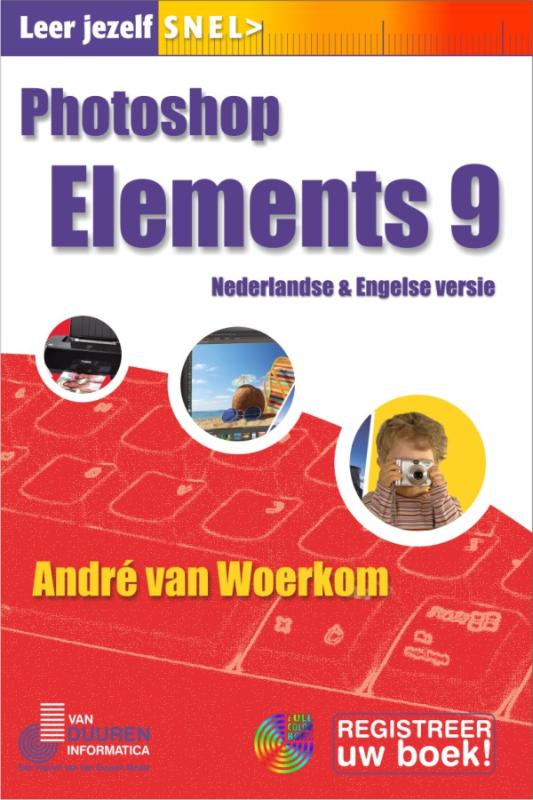 Photoshop Elements 9 NL - André van Woerkom