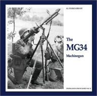 MG34 Machinegun - Guus De Vries