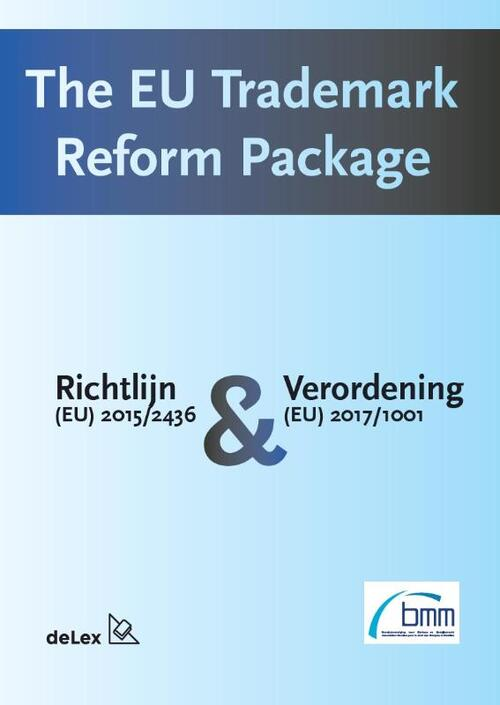The EU trademark reform package