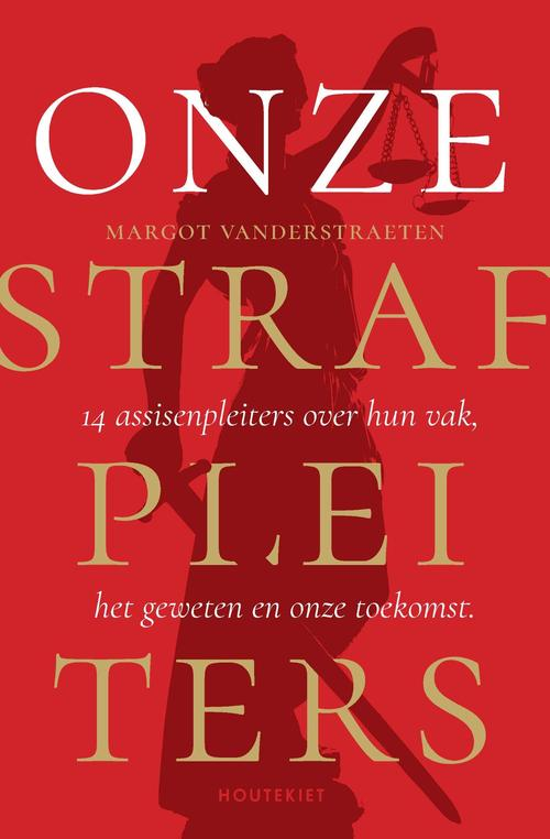 Onze strafpleiters - Margot Vanderstraeten - ebook