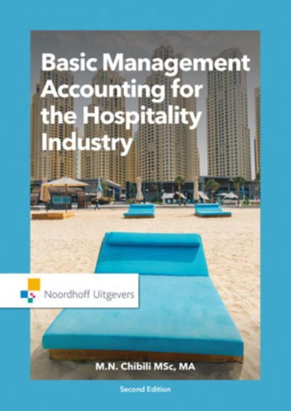 Basic Management Accounting for the Hospitality Industry als Buch von Michael Chibili - Michael Chibili