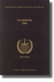 Yearbook International Tribunal for the Law of the Sea, Volume 8 (2004) - International Tribunal for the Law of the Sea