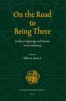 On the Road to Being There: Studies in Pilgrimage and Tourism in Late Modernity