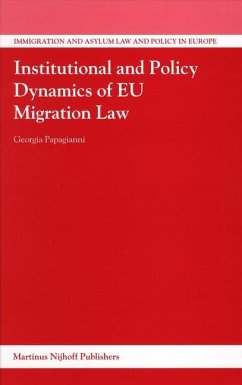 Institutional and Policy Dynamics of EU Migration Law - Papagianni, Georgia