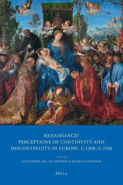 Renaissance?: Perceptions of Continuity and Discontinuity in Europe, C.1300-C.1550 - Benesovska, Klara Black, Robert Bowd, Stephen David