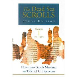 The Dead Sea Scrolls - Tigchelaar