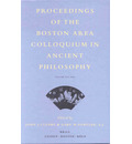 Proceedings of the Boston Area Colloquium in Ancient Philosophy - John J. Cleary