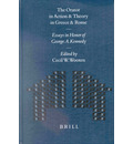 The Orator in Action and Theory in Greece and Rome - Cecil W. Wooten