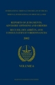 Reports of Judgments, Advisory Opinions and Orders / Recueil des arrets, avis consultatifs et ordonnances, Volume 6 (2002) - International Tribunal for the Law of the Sea