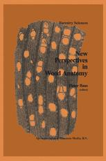 New Perspectives in Wood Anatomy - P. Baas