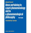 Ideas Pertaining to a Pure Phenomenology and to a Phenomenological Philosophy - Edmund Husserl
