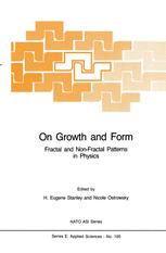 On Growth and Form - Harry Eugene Stanley; N. Ostrowsky