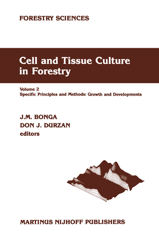 Cell and Tissue Culture in Forestry - J.M. Bonga; D.J. Durzan