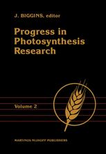 Progress in Photosynthesis Research - J. Biggins