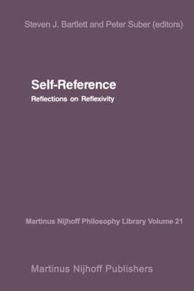 Self-Reference - S.J. Bartlett#P. Suber