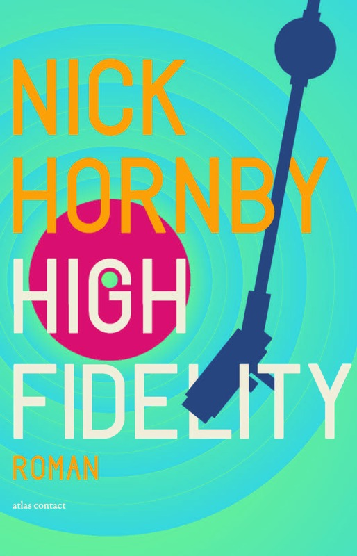 High Fidelity. roman, Nick Hornby, Paperback
