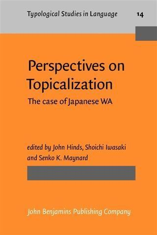 Perspectives on Topicalization als eBook von - John Benjamins Publishing Company