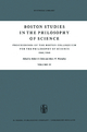 Proceedings of the Boston Colloquium for the Philosophy of Science 1966/1968 - Robert S. Cohen; Marx W. Wartofsky