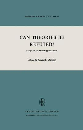 Can Theories be Refuted?
