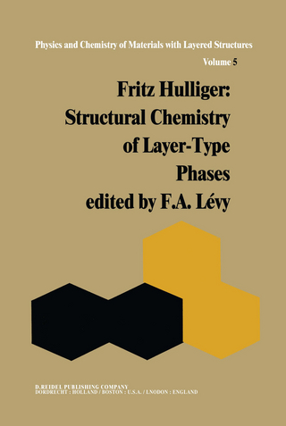 Structural Chemistry of Layer-Type Phases - F. Hulliger; F.A. Levy