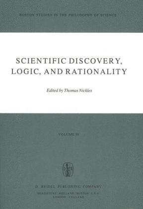 Scientific Discovery, Logic, and Rationality - T. Nickles