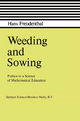 Weeding and Sowing - Hans Freudenthal