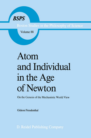 Atom and Individual in the Age of Newton - G. Freudenthal