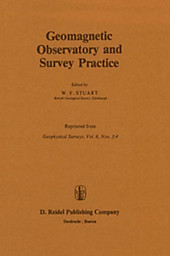 Geomagnetic Observatory and Survey Practice.  - Buch
