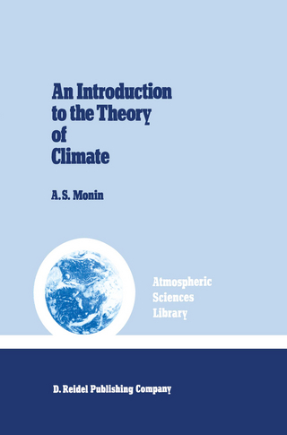 An Introduction to the Theory of Climate - Monin