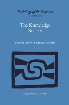 The Knowledge Society - Gernot Böhme#Nico Stehr