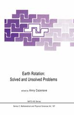 Earth Rotation: Solved and Unsolved Problems - Anny Cazenave