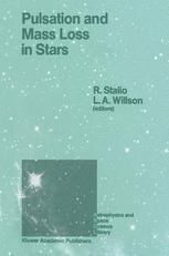 Pulsation and Mass Loss in Stars - R. Stalio; L.A. Willson