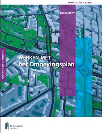Werken met het Omgevingsplan - Faber, Hendrik