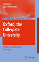 Oxford, the Collegiate University - Ted Tapper; David Palfreyman