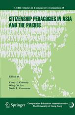 Citizenship Pedagogies in Asia and the Pacific - Kerry J Kennedy; Wing On Lee; David L Grossman