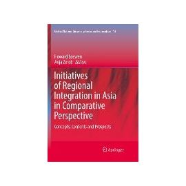 Initiatives of Regional Integration in Asia in Comparative Perspective - Howard Loewen