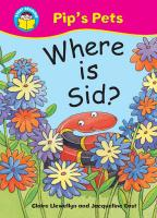 Where is Sid? - Llewellyn, Claire