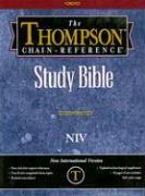 Thompson-Chain Reference Bible-NIV