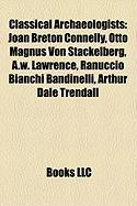 Classical Archaeologists: Joan Breton Connelly