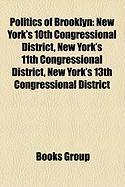 Politics of Brooklyn: New York's 10th Congressional District, New York's 11th Congressional District, New York's 13th Congressional District