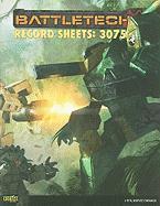 Battletech Record Sheets 3075 (Battletech (Unnumbered))