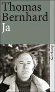 Ja Thomas Bernhard Author