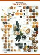 Produkte für die Vollwertküche. Poster.